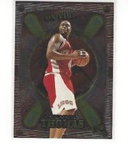 1999 PRESS PASS BASKETBALL ON FIRE KENNY THOMAS #OF12 / 12 - NEW MEXICO