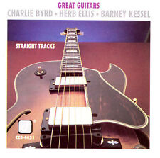 Great Guitars: Straight Tracks by Various Artists (CD-1990 Concord) Jazz