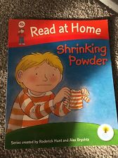 Oxford Reading Tree, Read At Home, Stage 4b Shrinking Pow