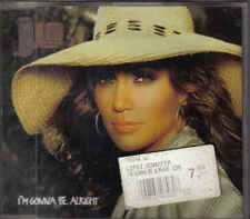 Jennifer Lopez-Im Gonna Be allright cd maxi  single