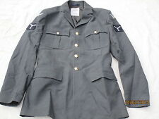 Uniform Jacke RAF,Senior Aircraftsman,Royal Air Force,Gr. ca. dt. 48-50