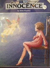 Heritage Stitchcraft Cross Stitch Kit The Innocence Collection, 'Its A Fairy'