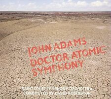 Dr Atomic Symphony/Guide to Strange Places, John Adams, New