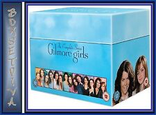 GILMORE GIRLS - COMPLETE SERIES 1 2 3 4 5 6 & 7 *BRAND NEW 42 DVD BOXSET*