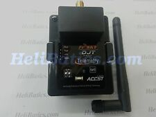 NEW FrSky DJT - JR ACCST 2-Way Telemetry Module for all JR socket Transmitters