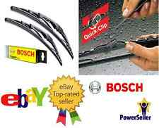 Audi A4 B5 Mk1 (1995-2001) All Models Front Bosch Super Plus Wiper Blades|Pair|