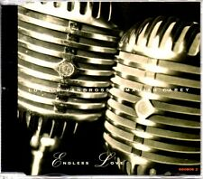 LUTHER VANDROSS & MARIAH CAREY - ENDLESS LOVE - 4 TRACK CD SINGLE