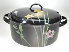 Mikasa Spring Evening Round Covered Casserole BRAND NEW