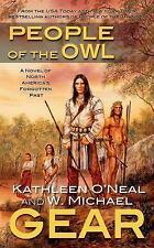 North America's Forgotten Past: People of the Owl : A Novel of Prehistoric...