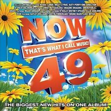 Now 49 Now That's What I Call Music Music-Good Condition