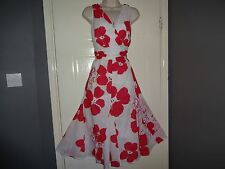 Stunning  Ladies M&S PER UNA   Spring / Summer Dress sz 16 L
