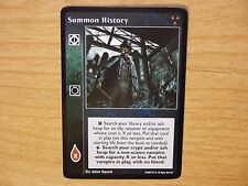 Summon History (VTES- Heirs to the Blood)
