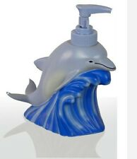 Surfer Dolphin Kids Soap or Lotion Dispenser from the Dolphin Sea