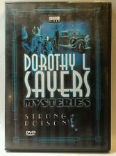 Dorothy L. Sayers Mysteries: Strong Poison (BBC Video,2002)(dv1431)