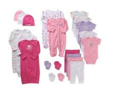 Newborn Clothes For Girls Lot Cheap Baby Clothing 21 Piece Shower Gift 3-6 Month