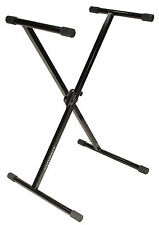 Ultimate Support  IQ-1000 Keyboard Stand Memory Lock 5 Settings 100 Lbs Capacity