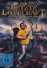 DVD NEU/OVP - Der letzte Lovecraft - Auf der Suche nach dem Relikt des Cthulhu