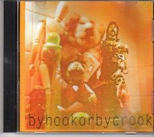 (DV822) By Hook Or By Crook, 12 tracks - 2012 DJ CD