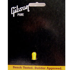 GENUINE GIBSON TOGGLE SWITCH CAP COPRI SELETTORE amber PRTK-030