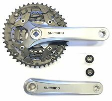 Shimano Acera T3010 8/9 Speed Triple Chainset - 170mm - 26/36/46T