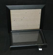 ThriftCHI ~ Black Wooden Shadow Box & Picture Frame