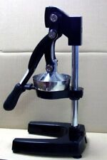 OrangeX Mid-Size Citrus Juicer, Black ~Jupiter ~NEW