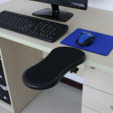 Double Attachment Ergonomic Arm Rest Support Wrist Mouse Pad For Chair/Desk