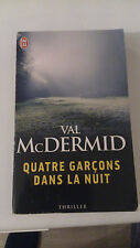 Val McDermid - Quatre garçons dans la nuit