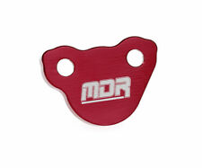 MDR motocross Rear Brake Reservoir Cover Honda CR 80 85 96-07 125 250 02-07 Red