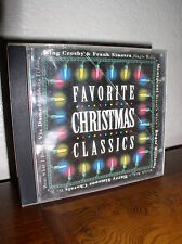 Favorite Christmas Classics various Artists (CD, 1999,KRB Music)
