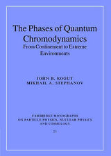 The Phases of Quantum Chromodynamics: From Confinement to Extreme Environments (
