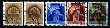 HUNGARY - UNGHERIA - 1939-1945 - Corona di Santo Stefano