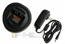 Li-ion Battery Charger For Motorola Radio PRO5150 PRO5350 MTX850, MTX8250
