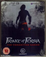 PS3 Prince of Persia The Forgotten Sands Collectors Edition, UK Factory Sealed