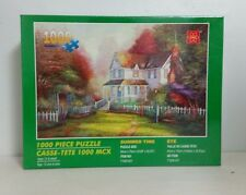 SUMMER TIME -  1000 pc puzzle Casse-Tete Puzzles / ITEM NO:T1000-001