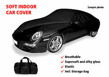 Soft Indoor Car Cover for Porsche 911 - 996 997 Coupe Cabrio 911 Turbo Turbo S