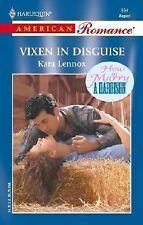 Vixen in Disguise : How to Marry a Hardison by Kara Lennox (2002, Paperback)