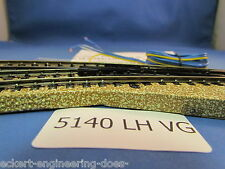 """EE 5141 VG Curved """"M"""" Track LH Turnout NBX  5141 = 5140 LH"""