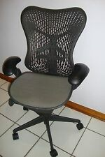 1 Herman Miller Fully Loaded Mirra 2 Chairs