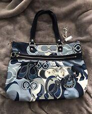 Coach Poppy Tote Handbag *Excellent Condition*