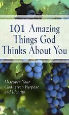 101 Amazing Things God Thinks About You, Kuyper, Vicki, Good Book