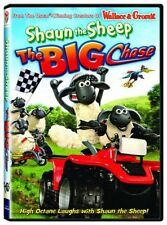 Shaun the Sheep: The Big Chase (DVD, 2011)  7 Revved-Up Stories  BRAND NEW