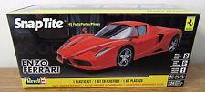 Revell Monogram Ferrari Enzo SnapTite plastic model kit 1/24