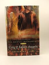 CASSANDRA CLARE City of Fallen Angels Mortal Instruments #4 1st/1st HB/DJ