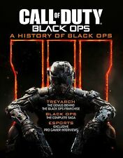CALL OF DUTY A HISTORY OF BLACK OPS - New Unused Promo Book