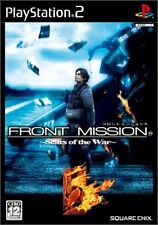 UsedGame PS2 Front mission 5 original edition [Japan Import] FreeShipping