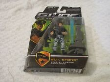 G.I. Joe Rise of Cobra SGT. Stone Special Forces Commando Action Figure