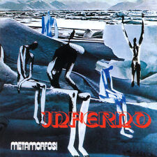 METAMORFOSI Inferno CD italian prog