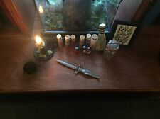 Vintage Goddess Athame Wicca Witchcraft Nude Woman Dagger - Dagger Only