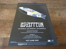 LED ZEPPELIN - Amazon !!! Publicité de magazine / Advert !!!